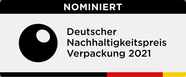 Deutscher Nachhaltigkeitspreis Verpackung